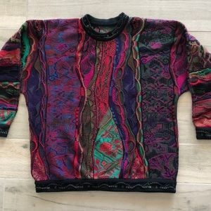 Vintage Coogi Sweater 1990's XL